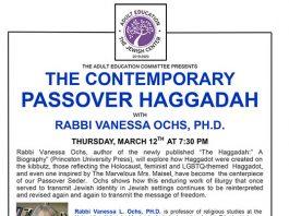 The Contemporary Passover Haggadah