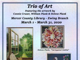 Trio of Art Exhibition