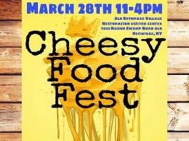 Cheesy Food Fest