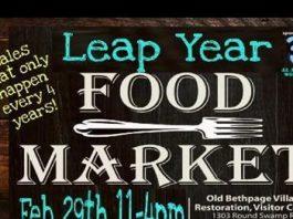 Leap Year Food Market