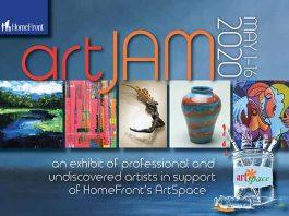ArtJam 2020 - Opening Reception May 1