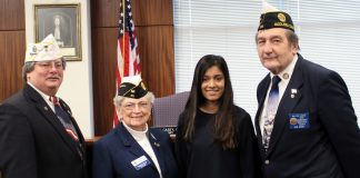 PHOTO COURTESY OF AMERICAN LEGION MIDDLESEX COUNTY EXECUTIVE COMMITTEE
