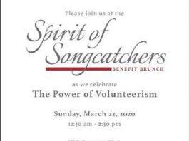 Spirit of Songcatchers Brunch