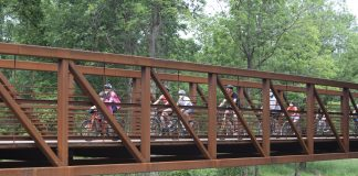 PHOTO COURTESY OF LAWRENCE HOPEWELL TRAIL