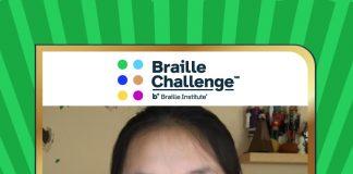 Photo courtesy of Braille Institute