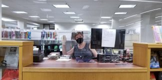 PHOTO COURTESY OF THE SOUTH BRUNSWICK PUBLIC LIBRARY