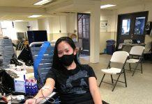 PHOTO COURTESY OF NEW YORK BLOOD CENTER