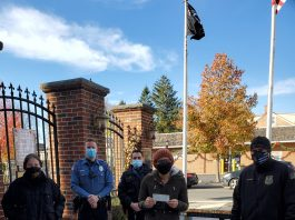 PHOTO COURTESY OF BORDENTOWN TOWNSHIP POLICE DEPARTMENT