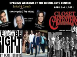 The Brook Arts Center announces a Spring Opening