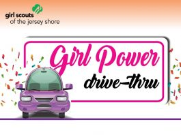 Girl Scout Girl Power Drive Thrus