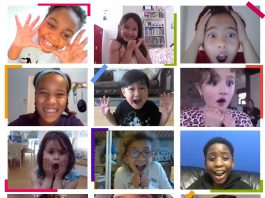 TADA! Youth Theater Online Spring Classes & Workshops