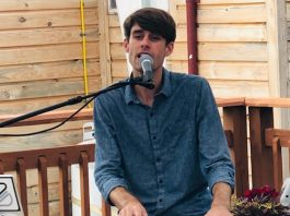 Dylan Carter Returns to Four Sisters Winery