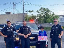 PHOTO COURTESY OF SOUTH RIVER POLICE DEPARTMENT