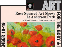 Rose Squared Art Show Anderson Park