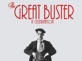 The Great Buster – outdoor movie in celebration of Buster Keaton