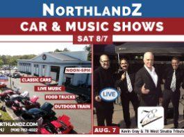 Northlandz Car & Music Show at Flemington New Jersey