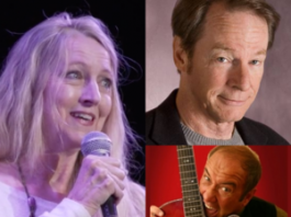 Salami's East Coast Comedy: Living Legends of Laughter: Featuring Anita Wise
