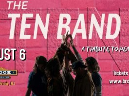 The Ten Band: A Tribute to the Music of Pearl Jam