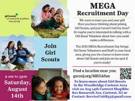 Girl Scout Woodbridge-Carteret Mega Recruitment Day