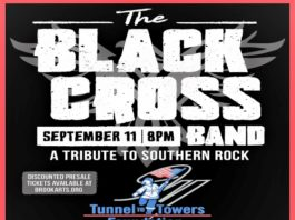 The Black Cross Band - 9/11 Tunnels to Towers Fundraiser Concert