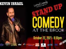 Comedian Kevin Israel