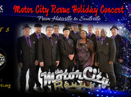 Motor City's Revue's Motown Christmas
