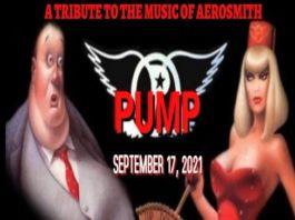 Pump, An Aerosmith Tribute Concert