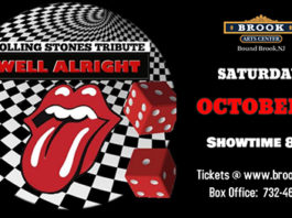 Well Alright, A Rolling Stones Experience