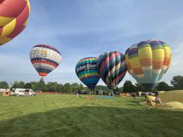 Warren County Hot Air Balloons, Fun & Games Festival