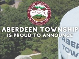 COURTESY OF ABERDEEN TOWNSHIP.