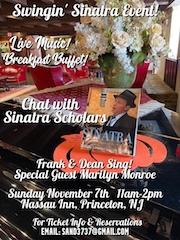 Swingin' Sinatra Breakfast!